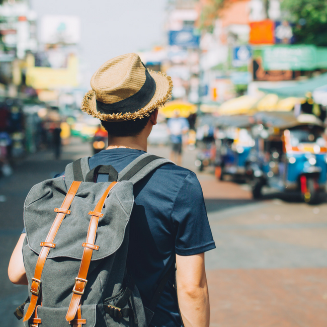 Los 7 Consejos Fundamentales Para Viajeros en Sandalias