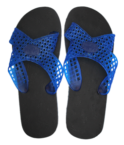 Cruzada Diamante Negro/Azul